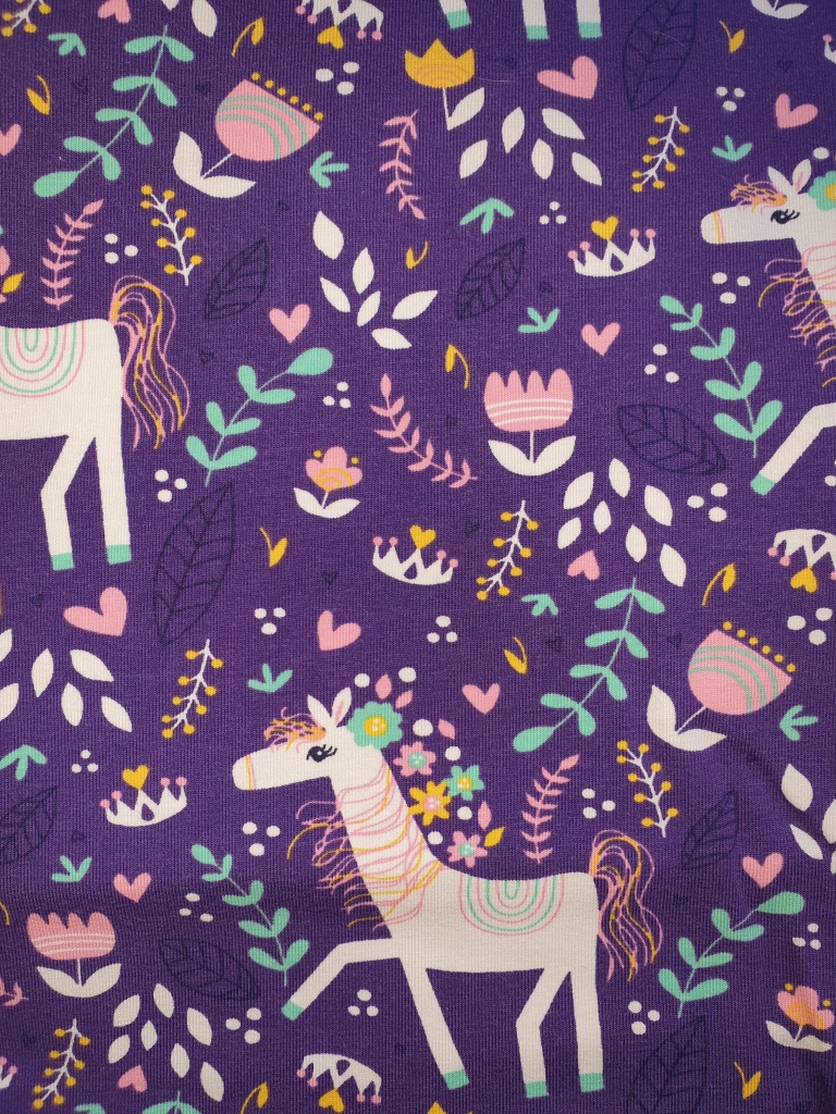 JER Einhorn violett