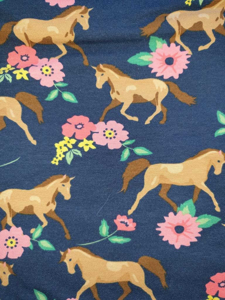 JER Pferd blau