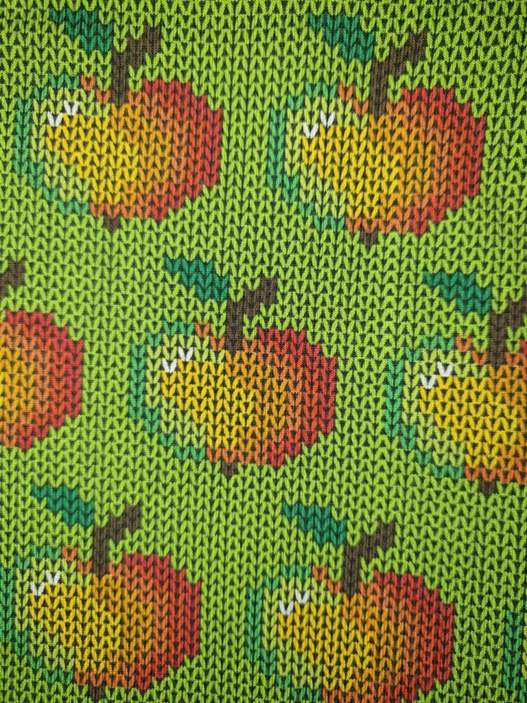 JER Äpfel grün