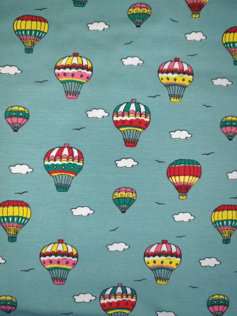 JER Ballons türkis